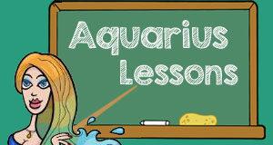 Zodiac Signs Learn From Aquarius