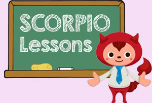 Zodiac Signs Learn From Scorpio