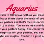 aquarius in love