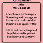 Astrotraits Aries