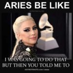 Aries Be Like Meme