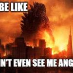 Aries Zodiac Meme - Aries Angry Funny Meme