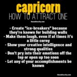 attract capricorn