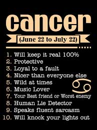 cancer the crab � everything about cancer zodiac sign