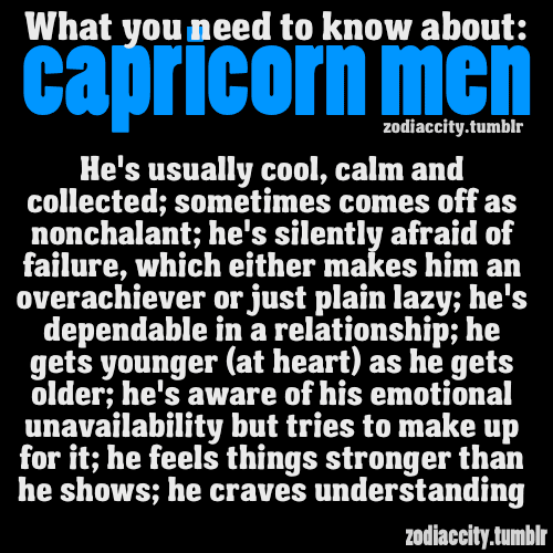 Capricorn - The Goat ♑ : Everything About CAPRICORN Zodiac Sign