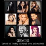 famous gemini women