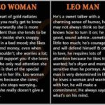 leo woman and leo man