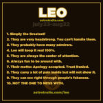 Top Personality Traits of Leo