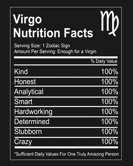 all about virgo astrology sign