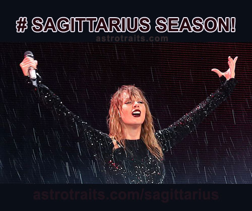 sagittarius season meme