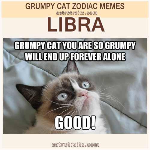 ZODIAC MEMES - Grumpy Cat Edition