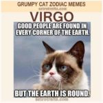 Virgo Meme 3 - Grumpy Cat
